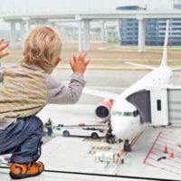 Documentos para Viajar con Niños en Sky Airline