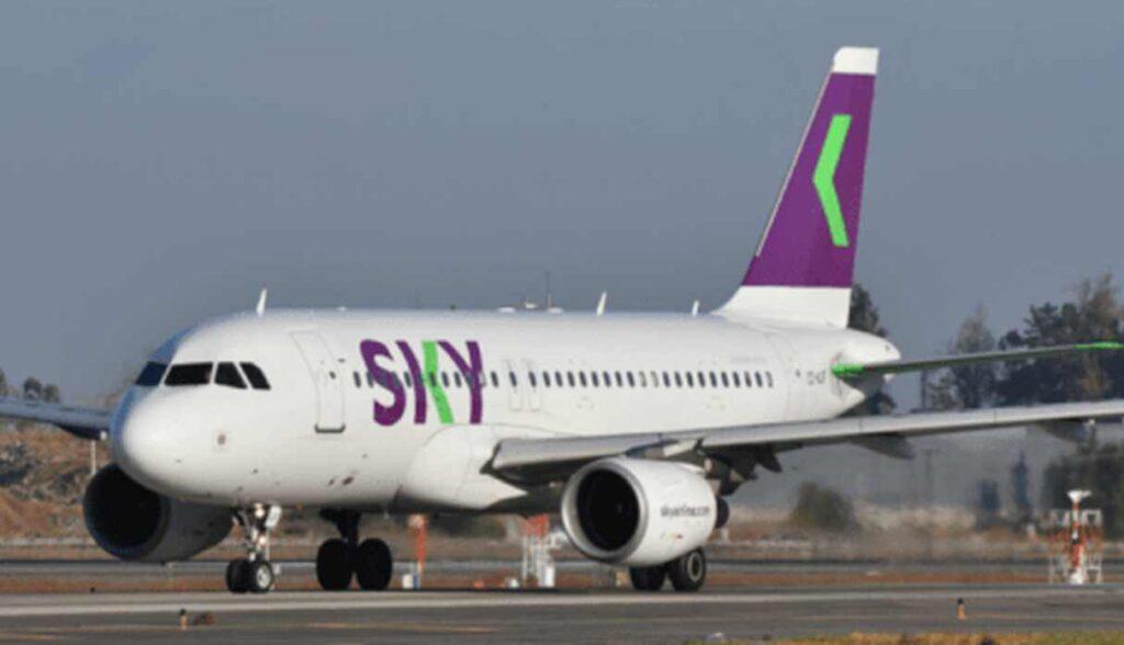 Sky Airlines Anuncia Reactivación de Vuelos Nacionales en Junio 2021