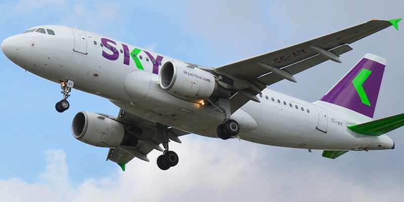 destinos sky airline