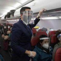 requisitos para viajar con sky airline