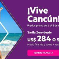viaja a cancun con sky airline